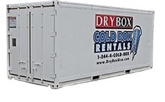 20 Ft Refrigerated Shipping Container For Rent