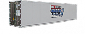 40 Ft Reefer Containers For Rent